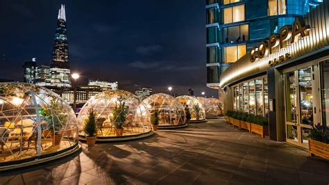 Top 5 Winter Terraces In London Just Opened