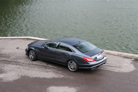 boat cover cls road test 2011 mercedes benz cls 63 amg speeddoctor net