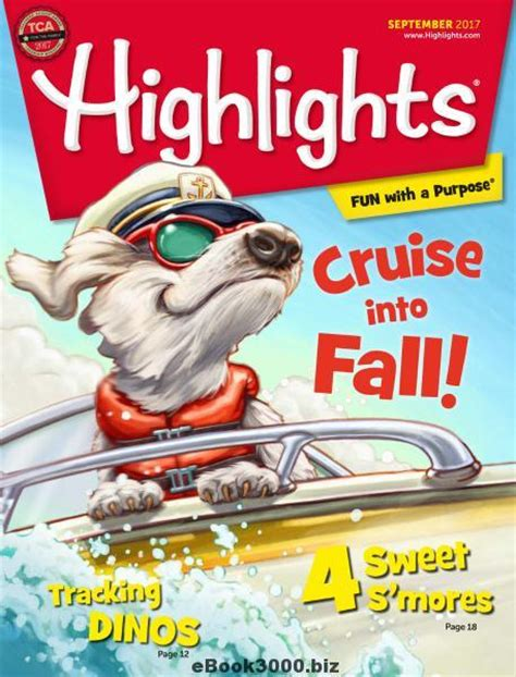 travel stories and highlights 2018 edition volume 2 books highlights for children september 2017 free pdf magazine