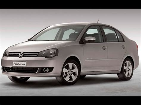 volkswagen polo sedan 2015 novo volkswagen polo sedan 2015