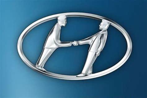 hyundai logo de betekenis het hyundai logo