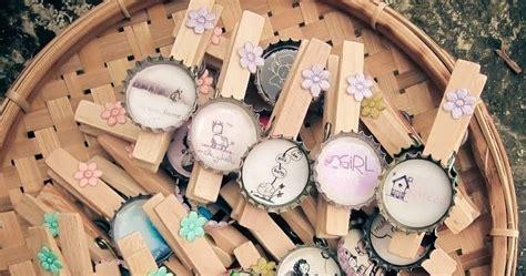 membuat jam dinding kreasi sendiri cara membuat kreasi dari tutup botol bekas ngeblog re