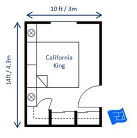 Minimum Dimensions For A Bedroom by 1000 Images About Master Bedroom Size And Layout No