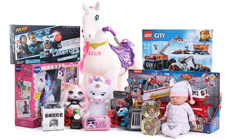 2018 christmas gifts for truckers the top children s toys for 2018 revealed