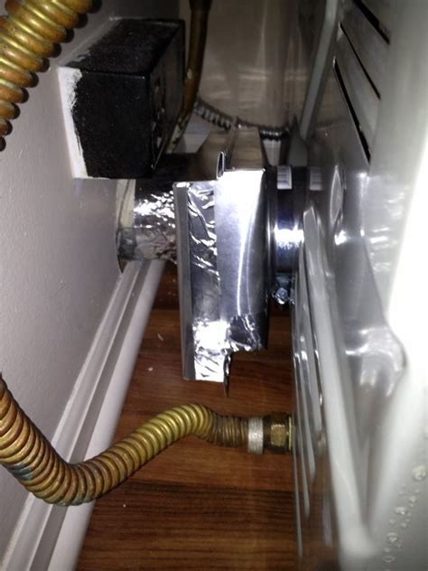cost to install laundry how to hook up a dryer vent in a tight space