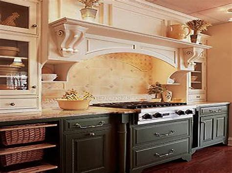 Two Toned Kitchen Cabinets by Miscellaneous Two Tone Kitchen Cabinets Interior