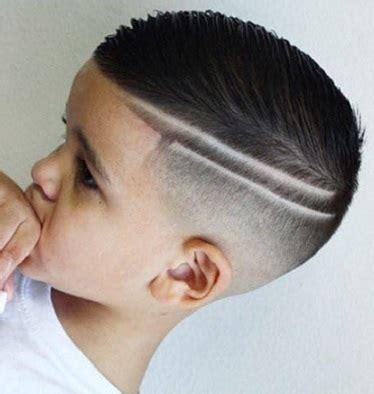 cortes de pelo para ninos moda para peques cortes de pelo con dise 241 o para ni 241 os 2017