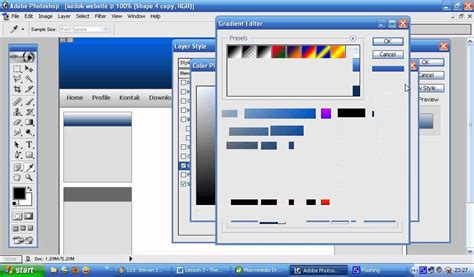 tutorial web design dreamweaver tutorial web design dreamweaver bahasa indonesia lengkap