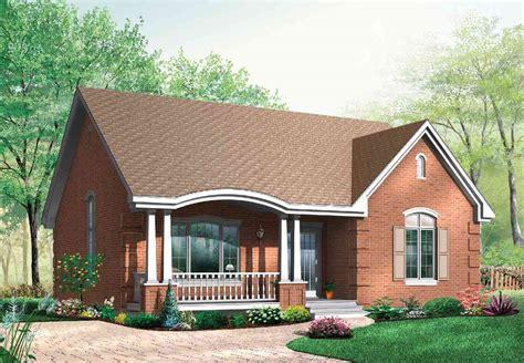 small brick home plans popular brick house plan with alternates 21275dr