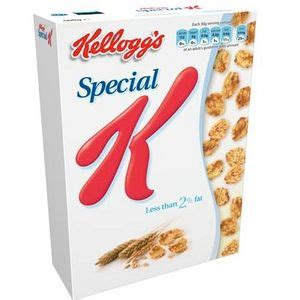 Kelloggs Special K Original Diet 370g corn flakes for weight loss