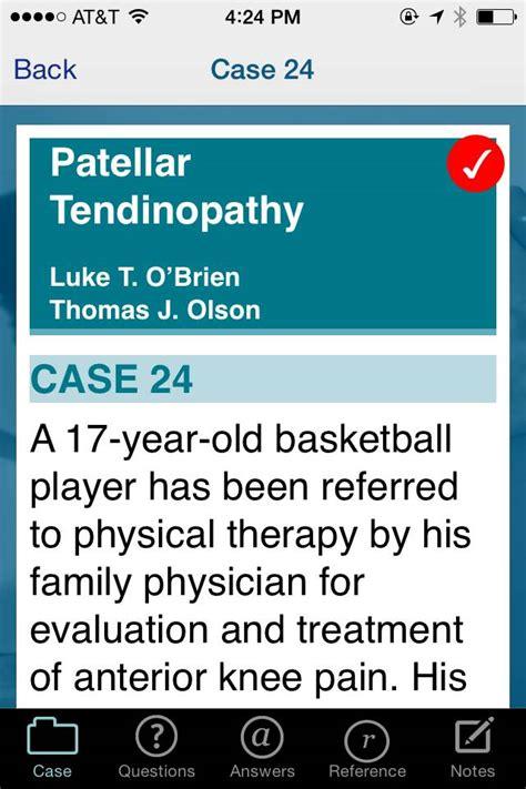 npte sle questions pt files orthopaedics