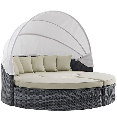 Outdoor Canopy Daybed Summon Canopy Outdoor Patio Daybed
