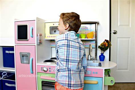 Kidkraft Uptown Pastel Kitchen by Kidkraft Uptown Pastel Kitchen Arts Crackers