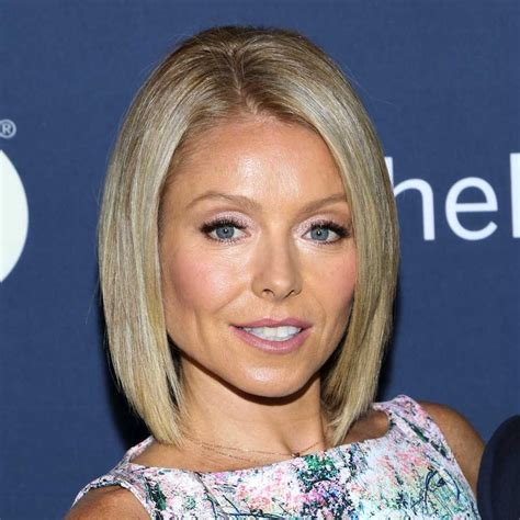 kelly ripa s current hairstyle kelly ripa fashion style trends 2017
