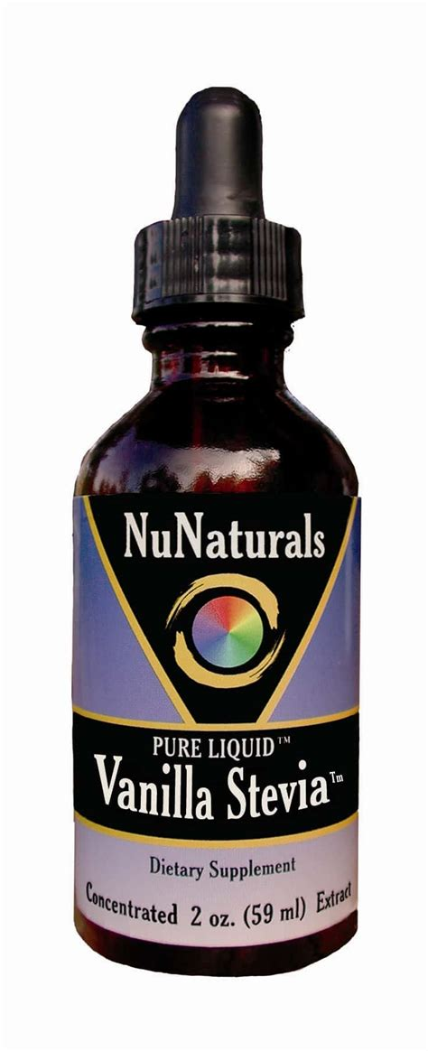 nunaturals stevia products review  giveaway  winners