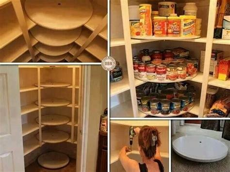 add lazy susan disc s to your pantry bed bath kitchen