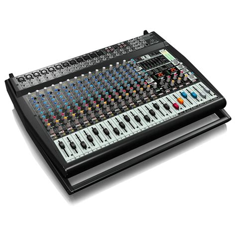 Power Mixer Behringer Pmp6000 behringer pmp6000 europower mixer at gear4music