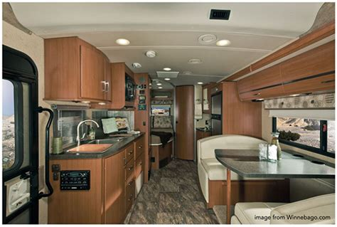 Kitchen Cabinets Types the best small rv s living large in a small space
