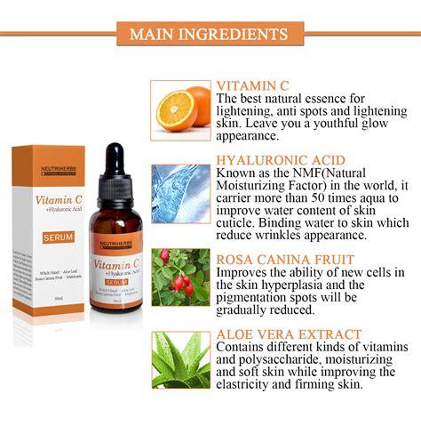 Vitamin C Serum Active Ingredients complete acne scar repair kit derma roller store
