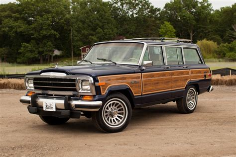 jeep wagoneer jeep grand wagoneer for sale bat auctions