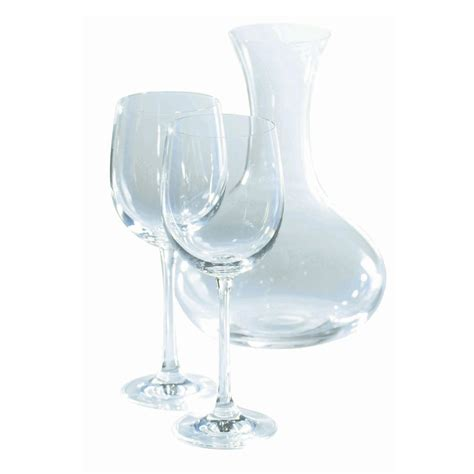 Wine Glass Set Royal Doulton Glass Sets Decanter And Wine Glass Set