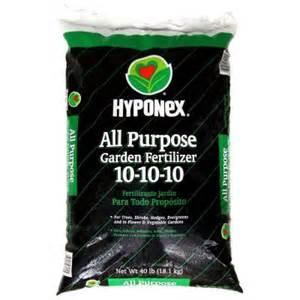 vigoro 40 lb all purpose fertilizer 10 10 10 523902 the