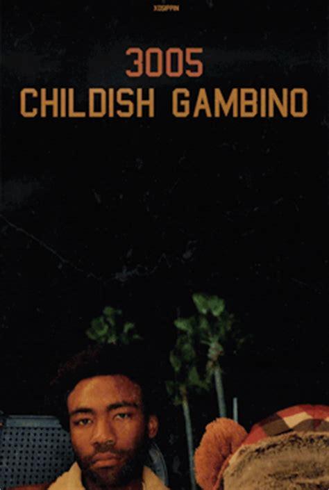 childish gambino year 3005 3005 stripped down live version childish gambino bbc