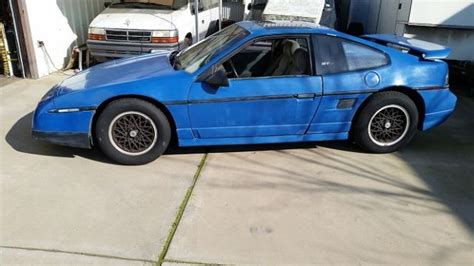 electric and cars manual 1987 pontiac fiero spare parts catalogs 1987 fiero gt with electric conversion for sale pontiac fiero 1987 for sale in fresno