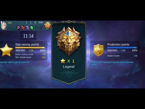 mobile legend rank rank legend on mobile legend ez 11minute support mvp