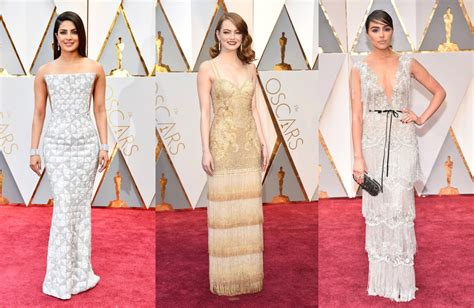 Oscars 2008 Best And Worst Dressed by 2017 Oscars Best And Worst Dressed Carpet Trends