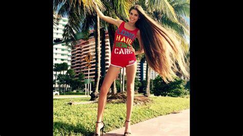 les cheveux les plus longs et les plus beaux du monde
