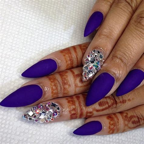 Nails For You by 52 Stiletto Nails You Would To