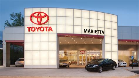Toyota Marietta Ga Marietta Toyota In Marietta Ga 770 422 1