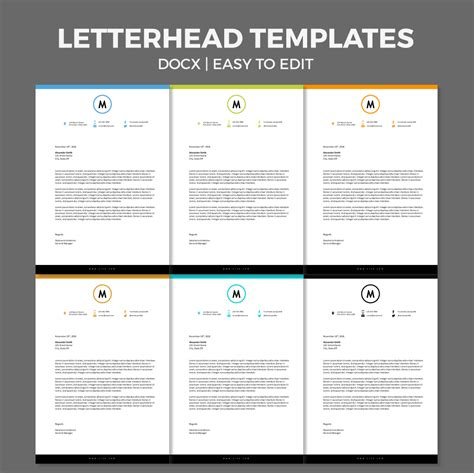 free stationery templates for microsoft word choice image template