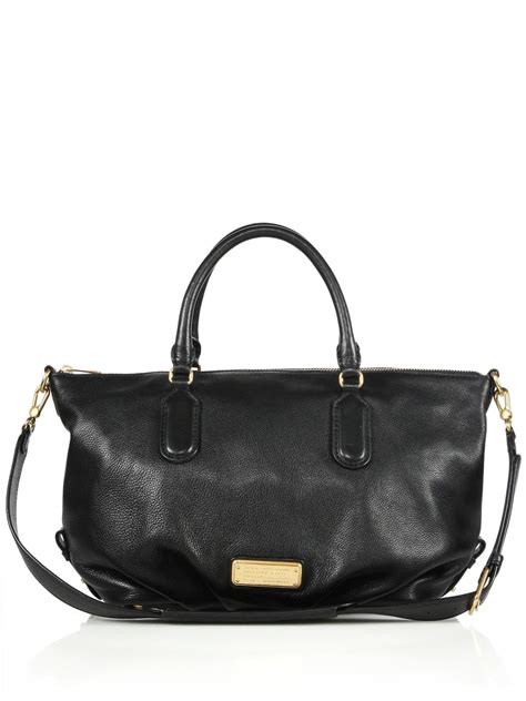 Marc By Marc Shoulder Bag by Marc By Marc New Q Legend Shoulder Bag In Black Lyst