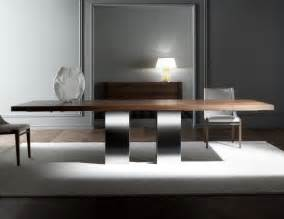 Italian Modern Dining Tables Nella Vetrina Costantini Pietro Soho 9111 Modern Italian Dining Table