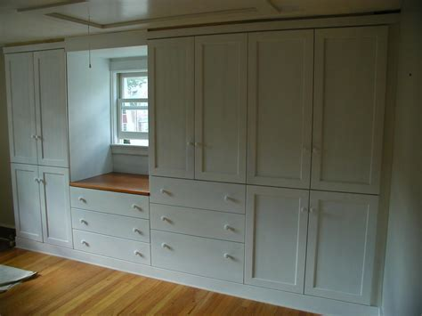 Built In Wall Closets by Custom Closet Built Ins Winda 7 Furniture