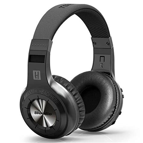 Promo Bluedio H Plus Turbine Headphone With Bluetooth 4 1 Putih bluedio h plus turbine wireless bluetooth headphones v4 1 import it all