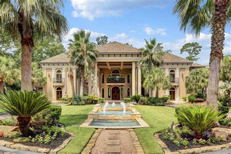 mediterranean style mansions mediterranean style palace for sale in houston houston