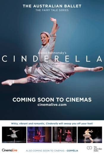 cinderella film vue the australian ballet cinderella book tickets at vue
