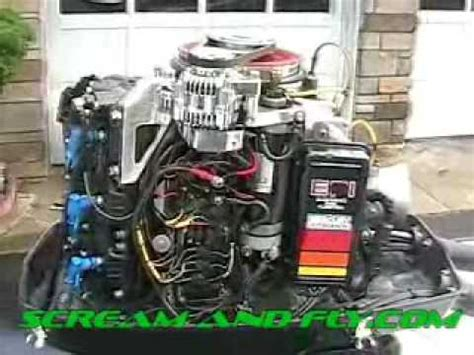 1986 mercury 150 xr2 blackmax charging upgrades page: 1