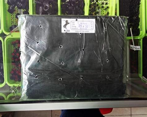 Polybag Tanaman 25 X 25 jual polybag 25 215 30 100 lembar bibit