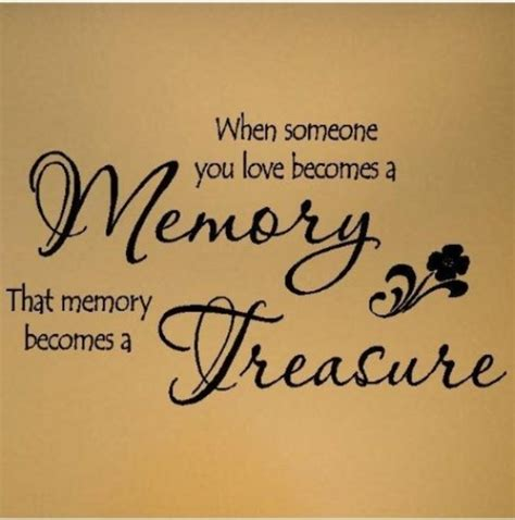 memory quotes 10 in memory quotes and sayings