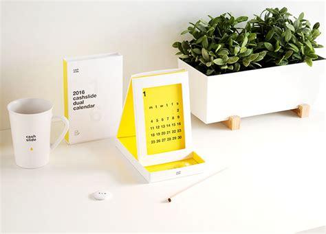 Design Calendars 27 Creative Calendar Designs Inspiration 2017 Web
