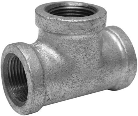 plumbing fittings galvanized tees cc distributors