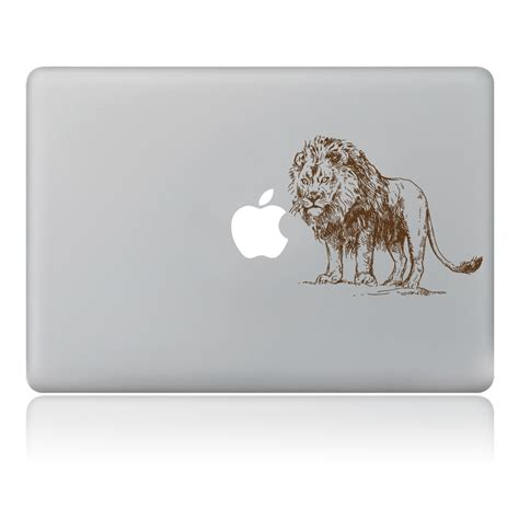 Sticker Macbook Pro And Air Be To Animals Rina Shop new design animal shape laptop sticker for apple