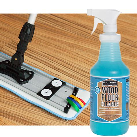 wood floor cleaner combo kit