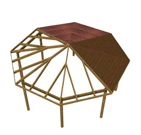 gazebo ottagonale in legno gazebo ottagonale in legno struttura in legno con