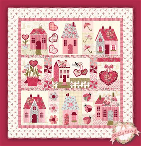 block of the month at shabby fabrics diary of a quilter