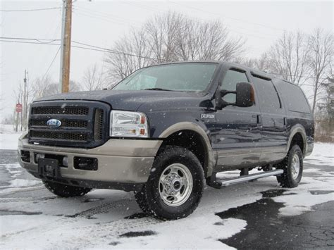 all car manuals free 2005 ford excursion seat position control 2005 ford excursion eddie bauer powerstroke diesel 4x4 sold youtube